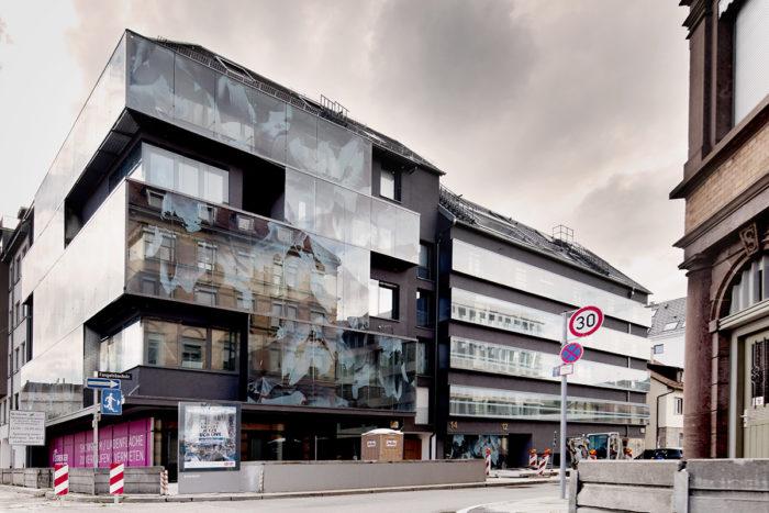 IWS Award 2017: Areal Tübinger Strasse Stuttgart