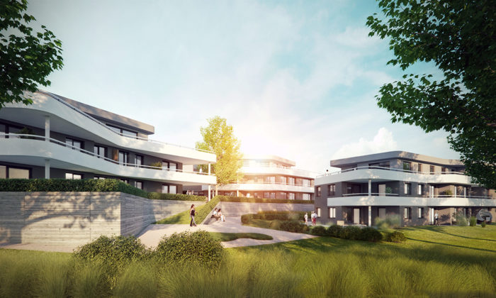 Baubeginn in Kürze: Im Förstlen, Metzingen
