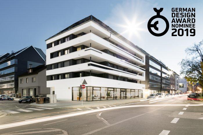 German Design Award Nominee 2019: Areal Tübinger Strasse Stuttgart
